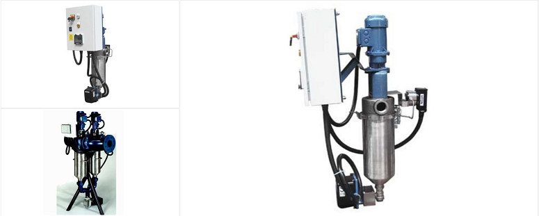 Standard Pressure Self Cleaning Filters