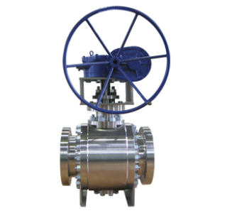 KD Metal Seated Ball Valve